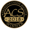 American Cheese Society 2018 Winner